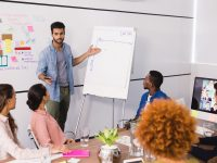 Project management with streamlined vision